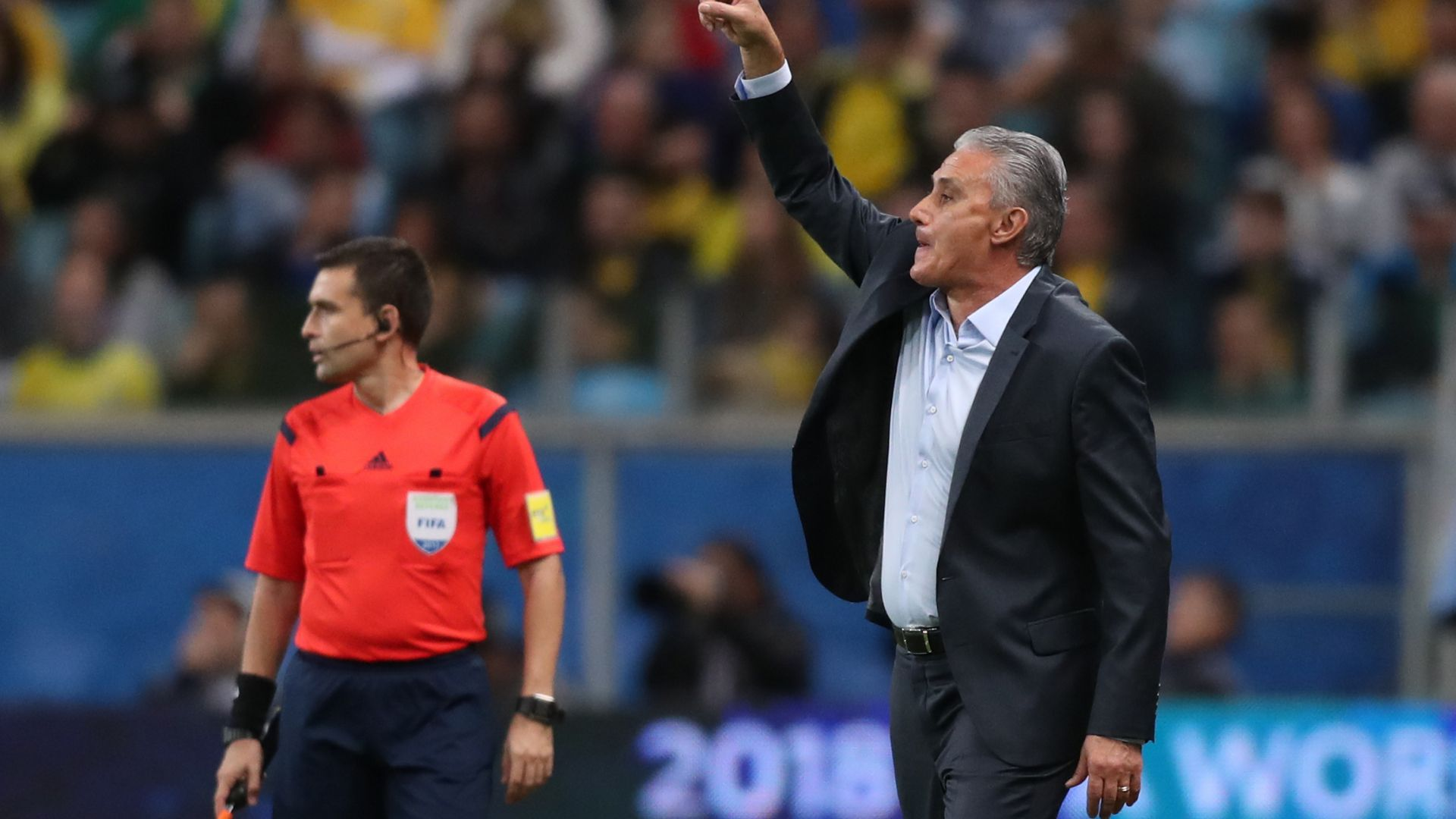 Tite Brazil Ecuador Eliminatorias 2018 31082017