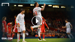 spanien wales highlights paco alcacer