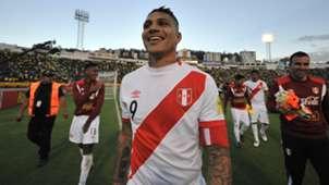 Paolo Guerrero Peru