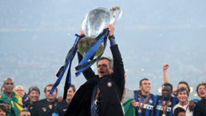 Jose Mourinho Inter 2010 Champions League