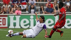 Chicago Fire, Orlando, MLS, Accam, 25062017
