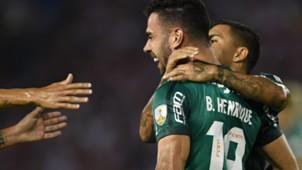 Bruno Henrique Junior Palmeiras Copa Libertadores 01032018