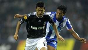 Rodrigo Tabata Besiktas Porto 2010