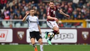 Belotti Perisic FC Turin Inter Mailand