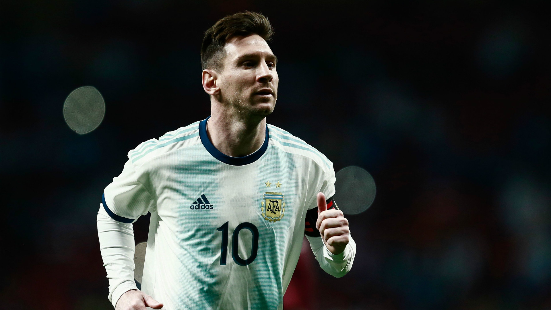 Lionel Messi Argentina Venezuela Friendly 22032019