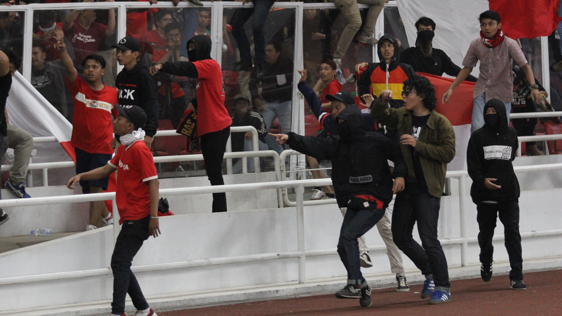 Fans Indonesia Malaysia WCQ/ACQ 05092019