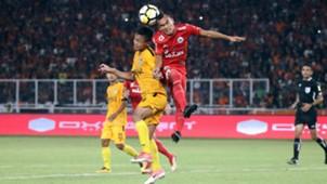 Riko Simanjuntak - Persija Jakarta & Sani Rizki Fauzi - Bhayangkara FC