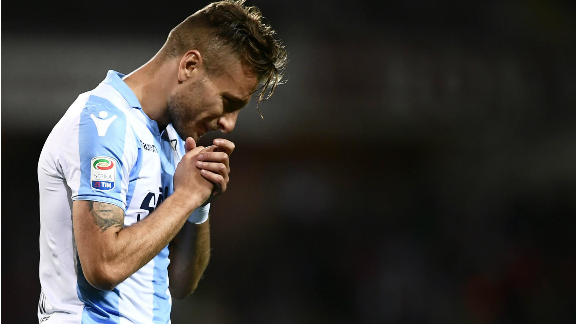 Lazio, Immobile rischia la stagione: Inzaghi preoccupato