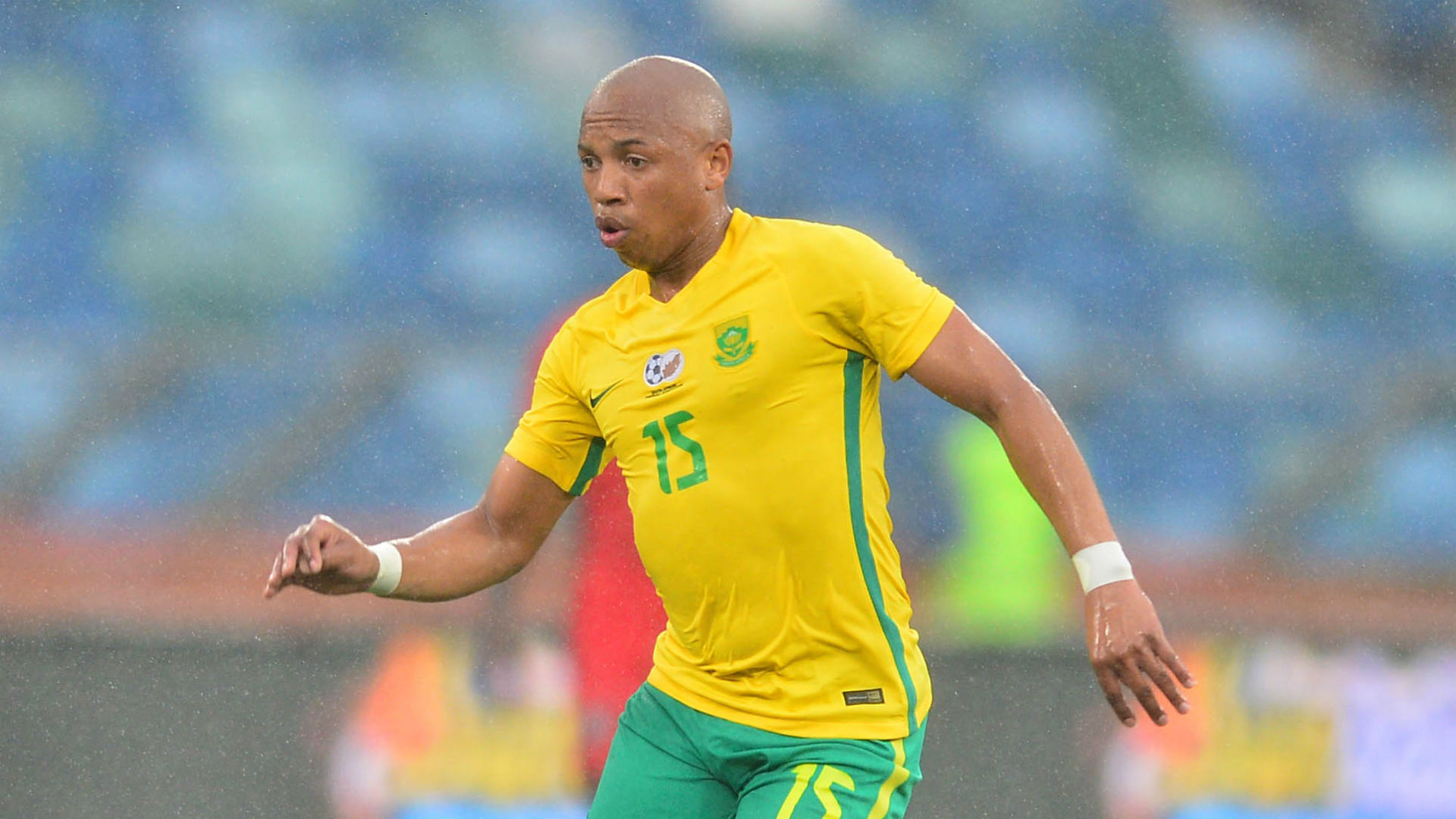 Bafana Bafana Andile Jali, March 2017