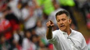 Juan Carlos Osorio Selección mexicana 210618