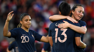 France China Women's 2019