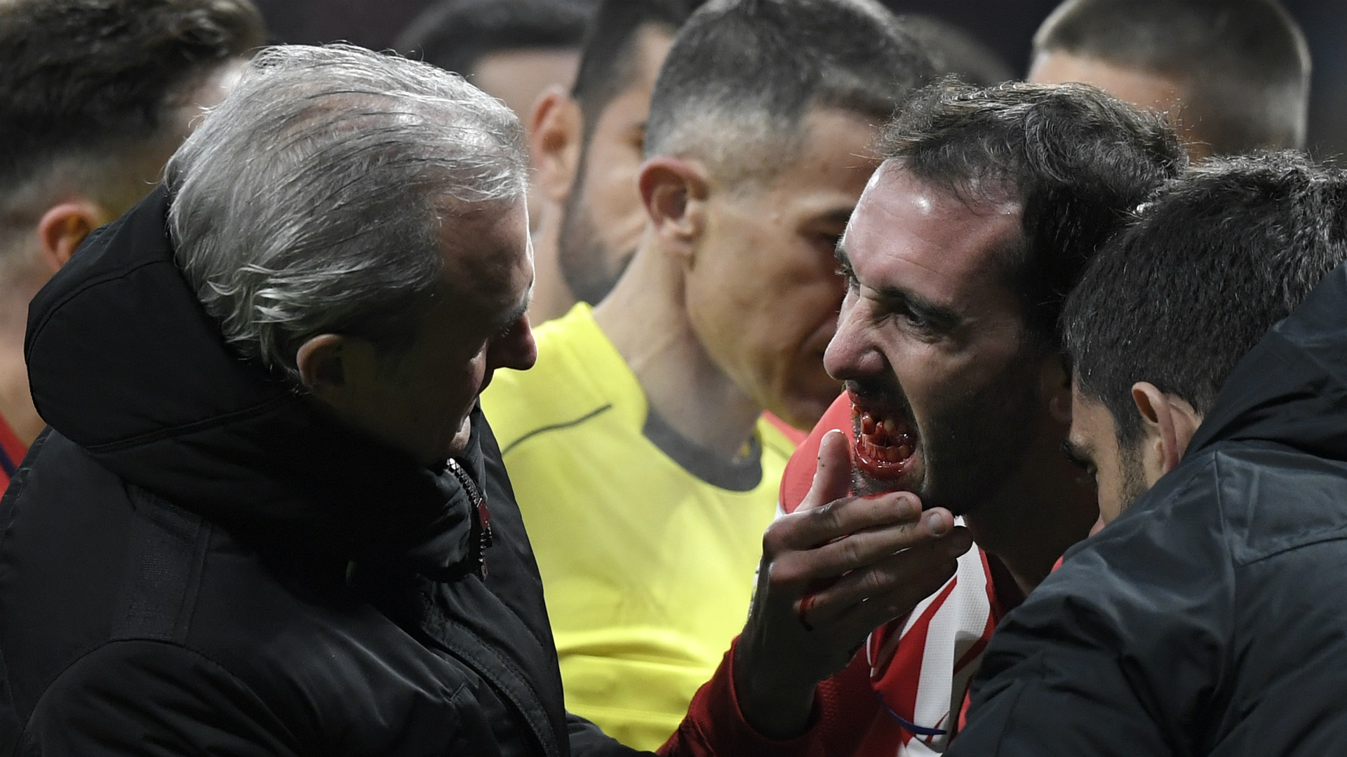 Diego Godin Atletico Madrid