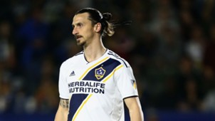 Zlatan Ibrahimovic Galaxy MLS