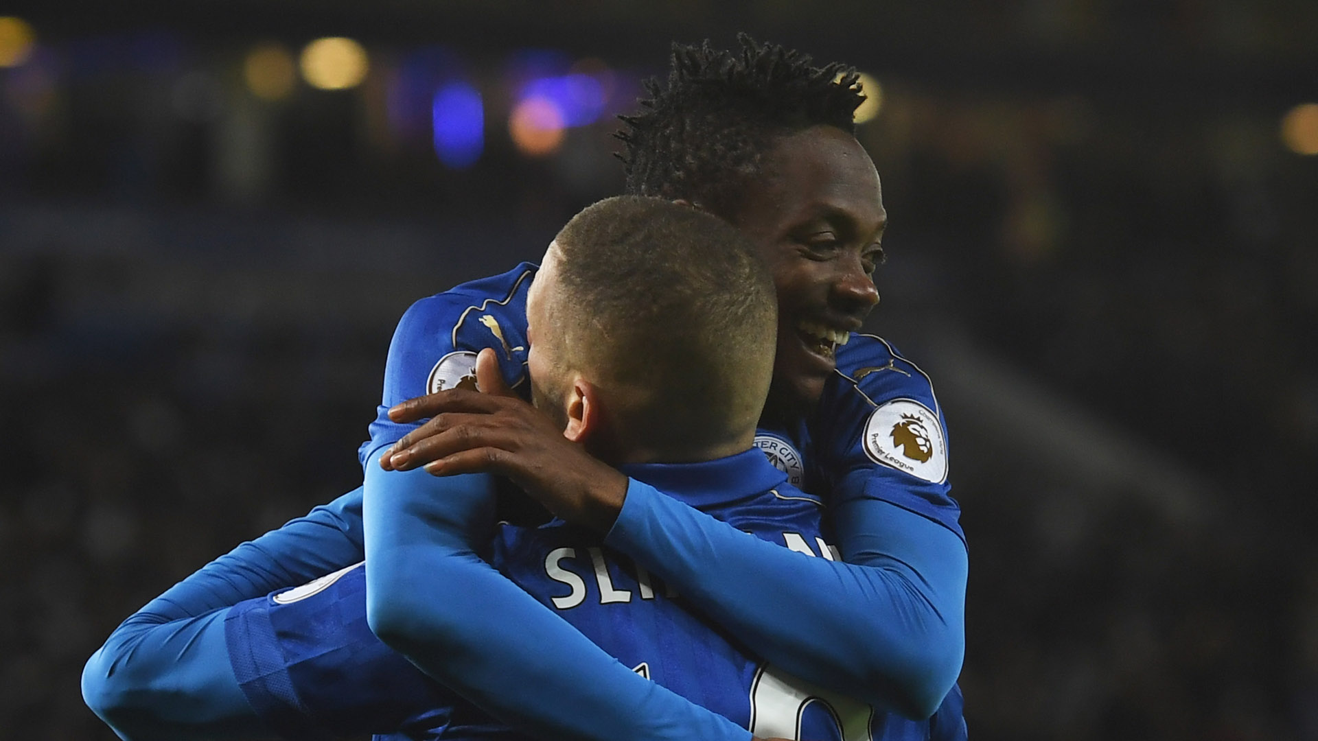 Ahmed Musa Islam Slimani Leicester City Premier League