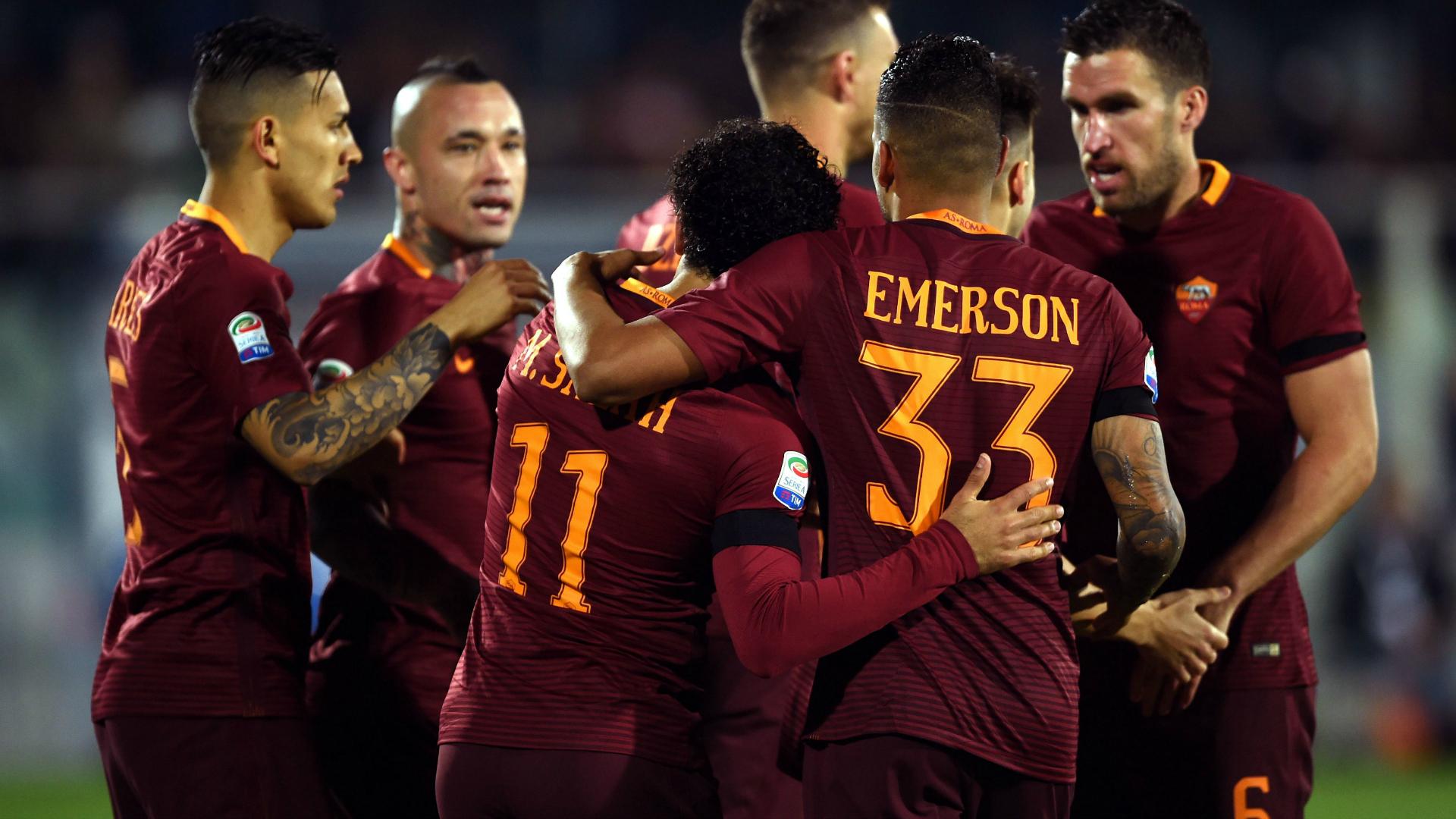 Salah Roma Serie A