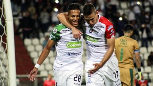Once Caldas Liga Aguila 2018