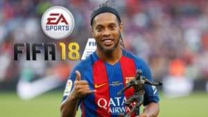 GFX Ronaldinho FIFA 18