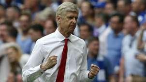 Arsene Wenger Arsenal Chelsea FA Cup final 2017