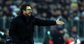 Eusebio Di Francesco Juventus Roma Serie A