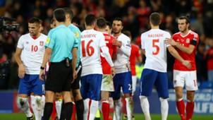 Wales vs. Serbia 12112016