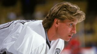 Wayne Gretzky Kings 1989