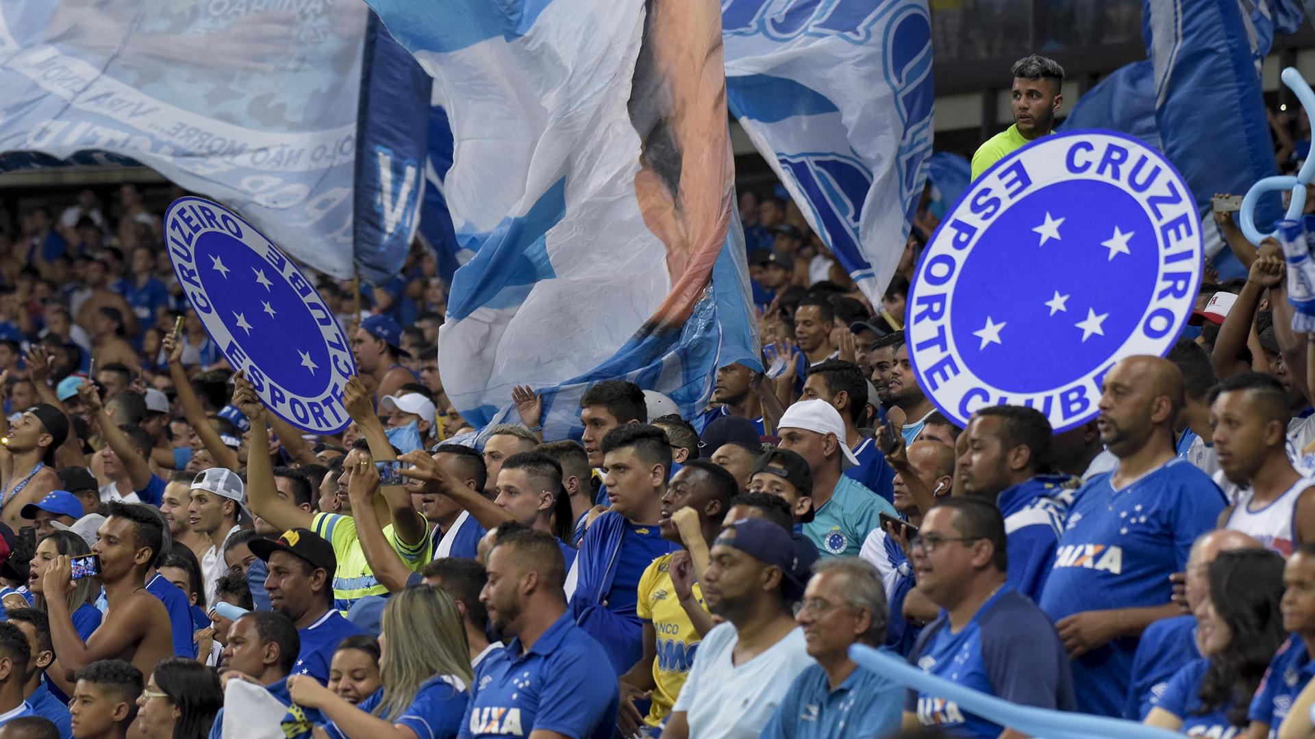 Torcida Cruzeiro Mineiro 17012018