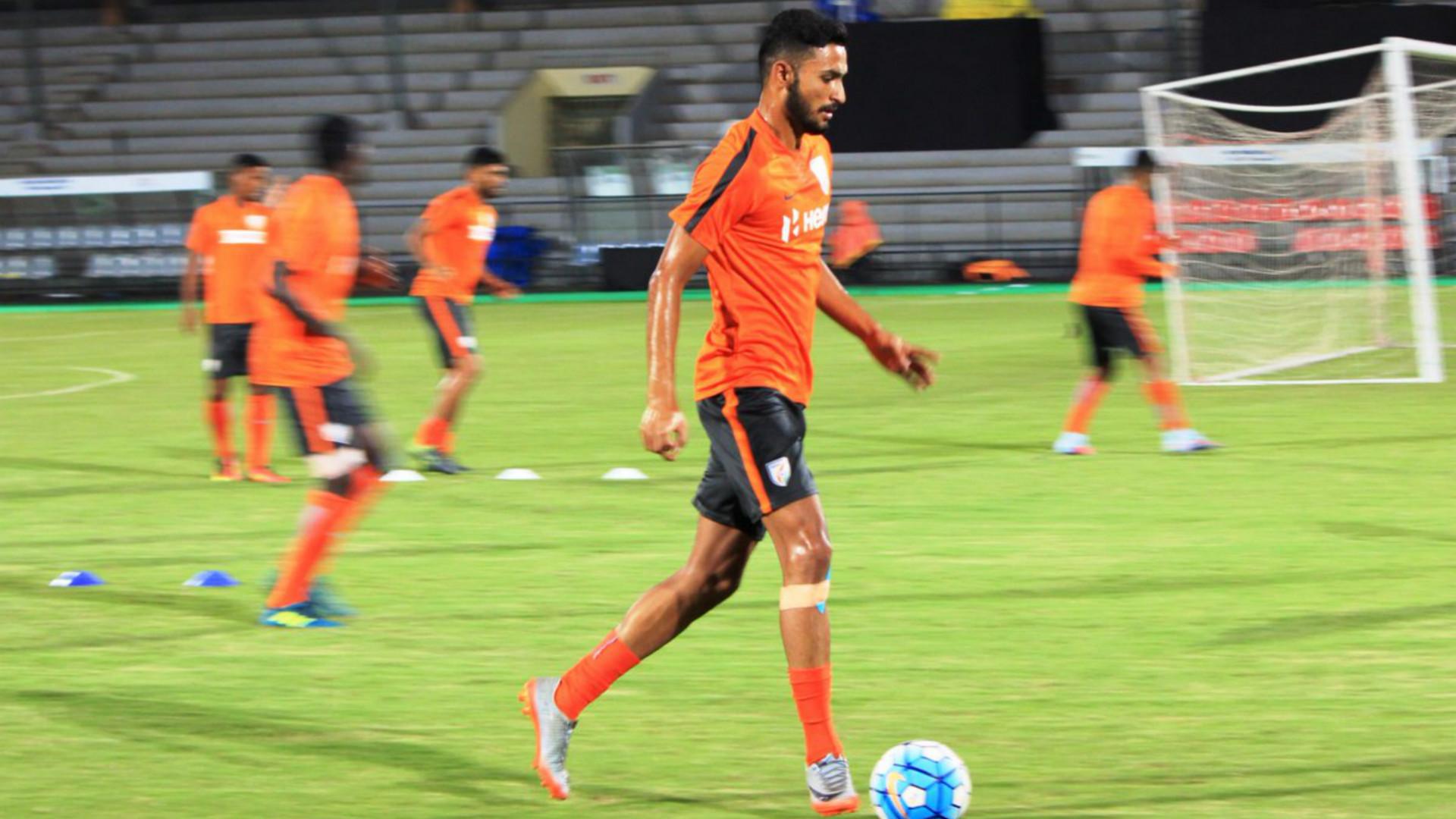 Manvir Singh India