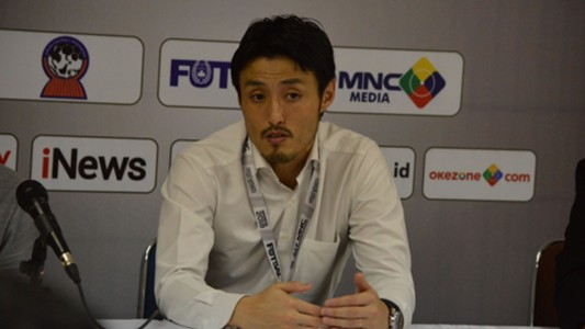 Kensuke Takahashi - Pelatih Timnas Futsal Indonesia