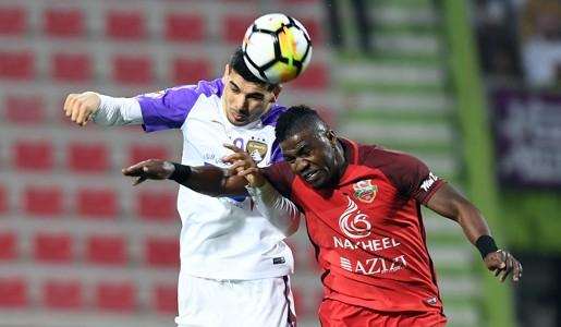 UAE Arabian Gulf League - Shabab Al Ahli vs. Al Ain