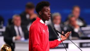 Alphonso Davies Canada United Bid 2018