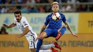 Greece Croatia Rakitic WC qualification 12112017