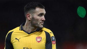Lucas Perez Arsenal 2017
