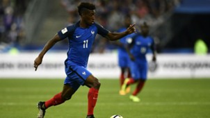 KIngsley Coman France Netherlands WCQ 31082017