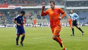 Rafael van der Vaart Netherlands 11162013