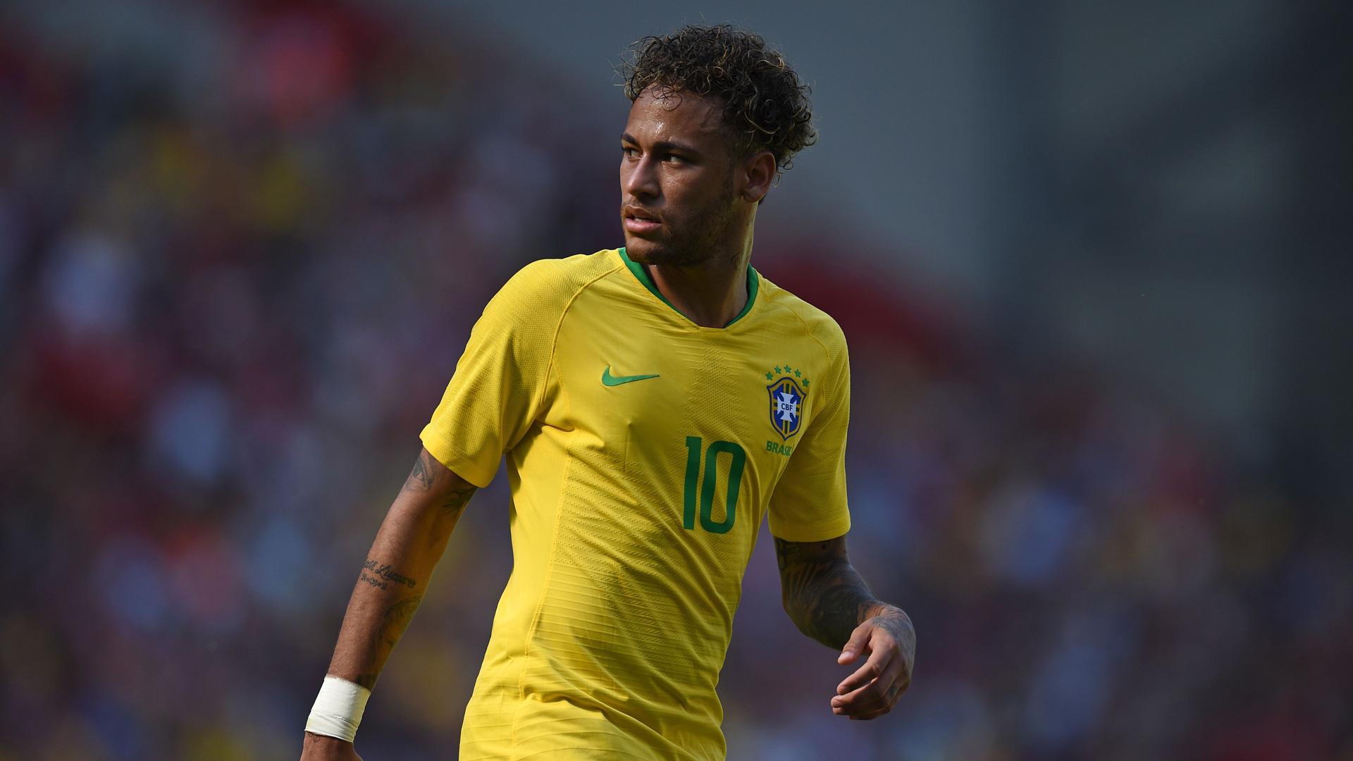 Neymar Brazil 05062018