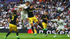 Cristiano Ronaldo Real Madrid Atletico de Madrid Champions League Semifinales 02052017