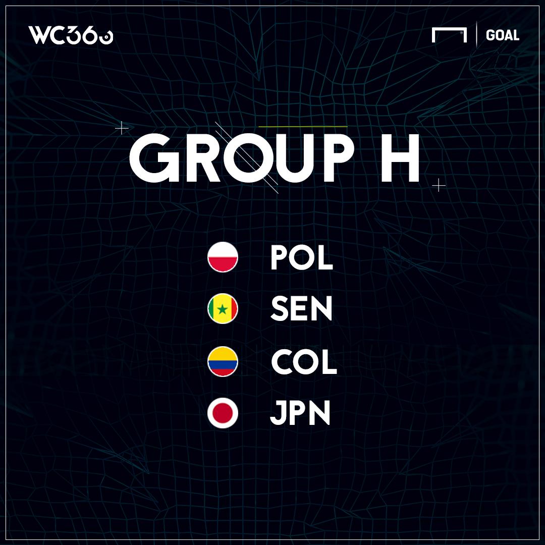 ロシアW杯グループH