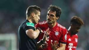 Mats Hummels Werder Bremen FC Bayern München DFB-Pokal 24042019