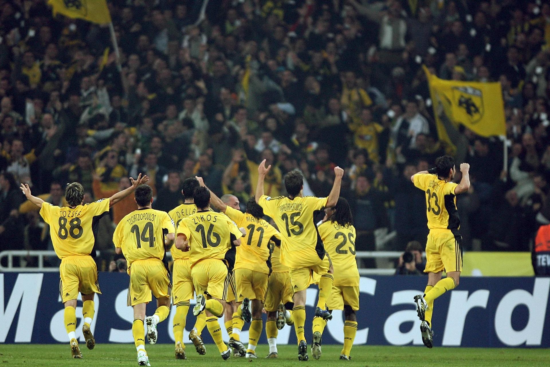 Milan Vs AEK