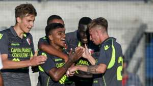 Alex Song ends two-year goal drought in Sion's 10-1 win