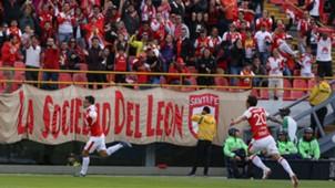 Santa Fe Diego Guastavino Luis Seijas Liga Aguila 2018