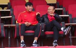 Van Hau Park Hang-seo U23 Vietnam