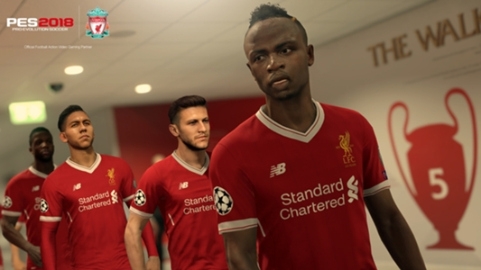 PES 2018  Release date db822ce60