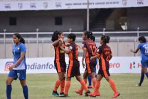 IWL: Gokulam Kerala v Hans Women