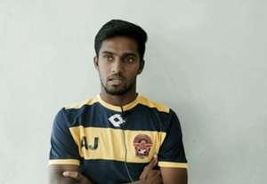 Arjun Jayaraj Gokulam Kerala FC