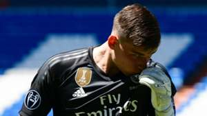 Andriy Lunin Real Madrid