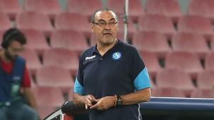 Maurizio Sarri, Napoli, Feyenoord, UEFA Champions League, 26092017