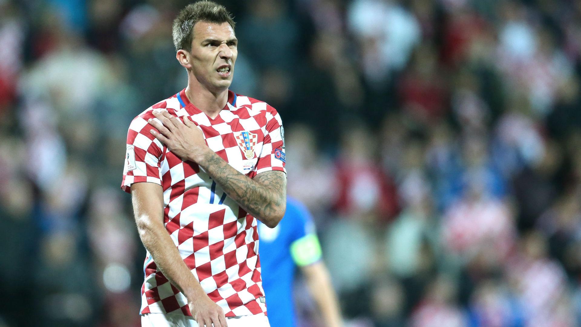 croatia finland - Mario Mandzukic - 06102017