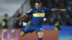 Agustin Almendra Boca Juniors