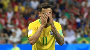 Coutinho Brazil Switzerland World Cup 17062018